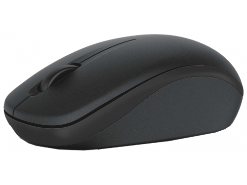 Мышка Dell WM126 Wireless Mouse, черная, вид 2