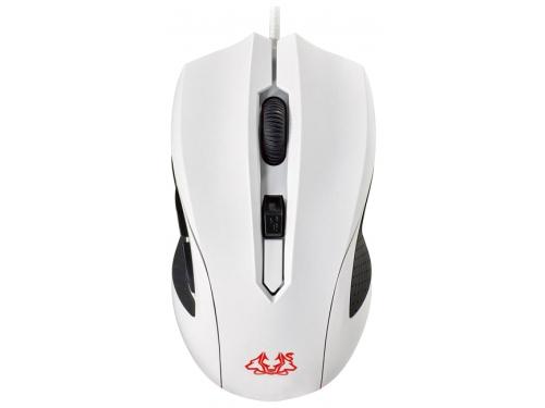 Мышка Asus Cerberus Arctic Mouse USB, белая, вид 1