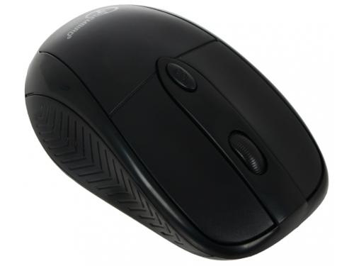 Мышь Gembird MUSW-219 USB, черная, вид 1