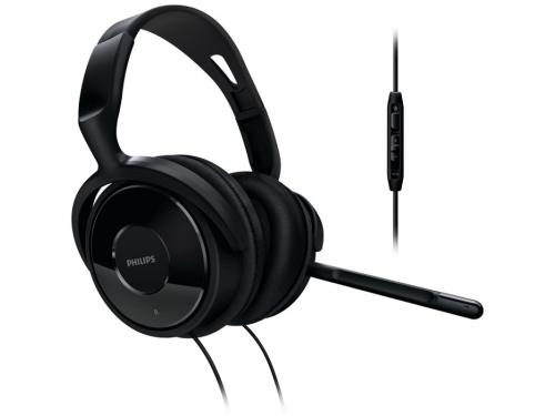 Гарнитура для ПК Philips SHM6500(SHM6500/00)черный, вид 1