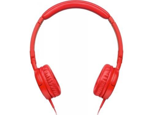 Наушники JBL Tempo J03R, красные, вид 1