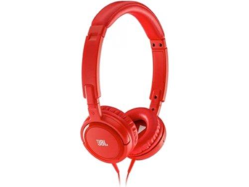 Наушники JBL Tempo J03R, красные, вид 2