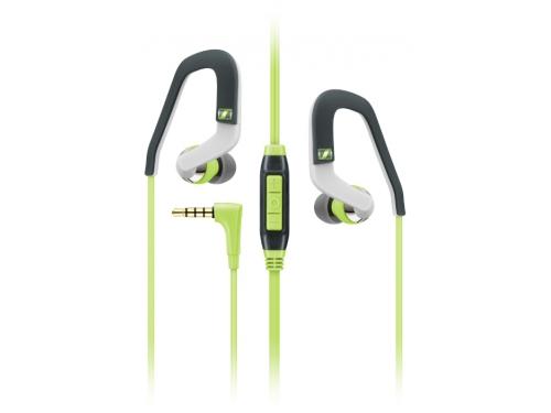 Гарнитура для телефона Sennheiser OCX 686G Sports, зеленая, вид 2