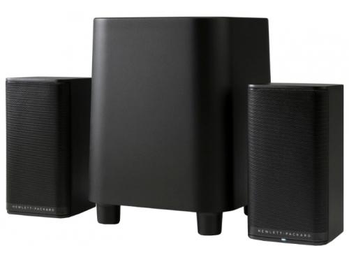 Компьютерная акустика HP S7000, черная, вид 1