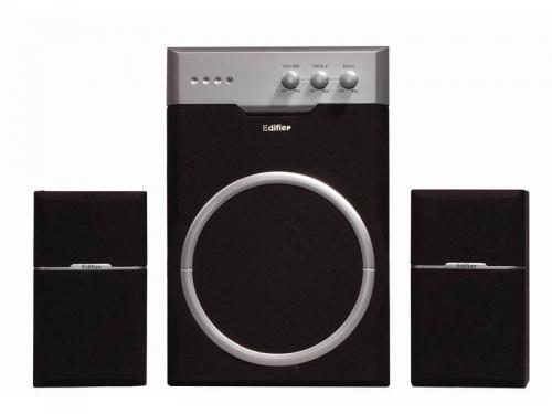 Компьютерная акустика Edifier R401, черная, вид 1