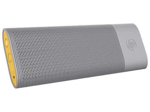 Портативная акустика HP Roar Travel Bluetooth, жёлтый/серый, вид 1