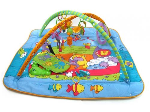 Детский коврик Tiny Love MAXI Зоосад, развивающий, вид 1