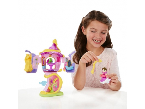 Товар для детей Hasbro Игровой набор Disney Princess башня Рапунцель, вид 2