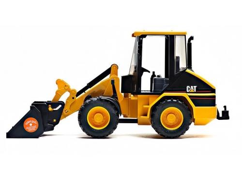 ����� ��� ����� Bruder ��������� ������� CAT (02-441), ����������� ������ Caterpillar 908 � �������� 1:16, ��� 2