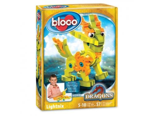 Конструктор Bloco Дракон Лайтникс (30512), вид 1