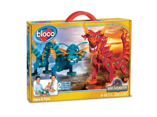 Конструктор Bloco Драконы Воды и Огня (30552), вид 1