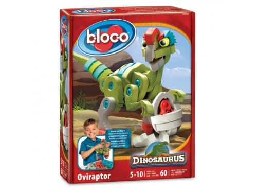 Конструктор Bloco Динозавр Овираптор (30111), вид 1