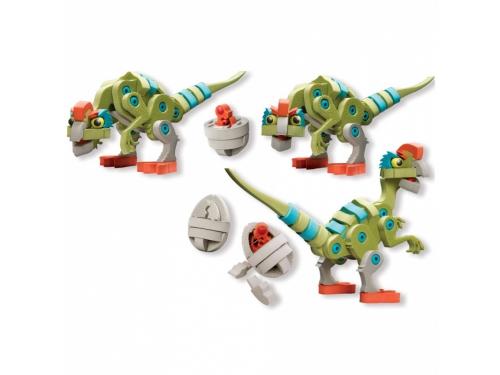 Конструктор Bloco Динозавр Овираптор (30111), вид 3