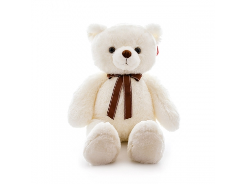 Товар для детей Aurora Игрушка мягкая Медведь кремовый (65 см.), вид 1