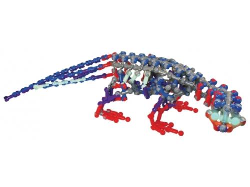 Конструктор Zoob 14004 Светящиеся динозавры, вид 2