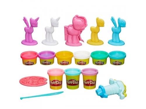 Товар для детей Hasbro Play-Doh Игровой набор Создай любимую Пони, вид 2
