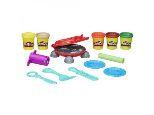 Товар для детей Hasbro Play-Doh Игровой набор Бургер гриль, вид 3