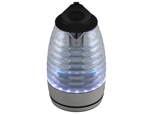 Чайник электрический Ладомир-124, серебристый, вид 4