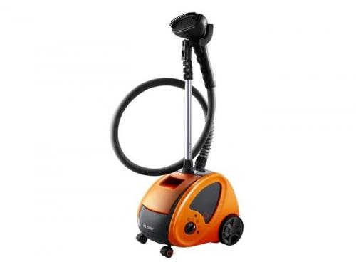 Пароочиститель-отпариватель Euroflex Monster MB-10035, оранжевый, вид 1