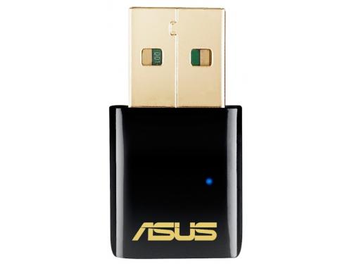 Адаптер Wi-Fi USB 2.0, ASUS USB-AC51 802.11ac, вид 1