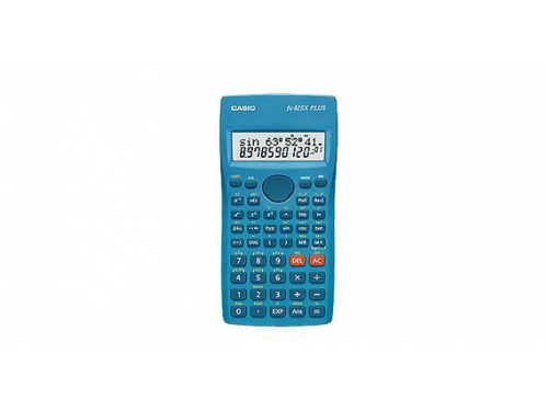 Калькулятор Casio FX-82SX Plus  Синий, вид 1