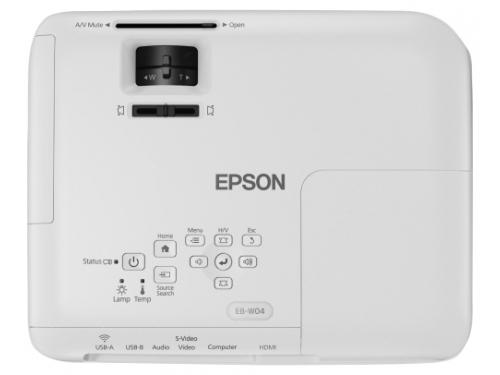 Видеопроектор Epson EB W04, вид 1