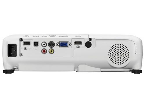 Видеопроектор Epson EB W04, вид 3