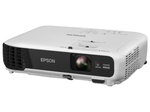 Видеопроектор Epson EB W04, вид 4