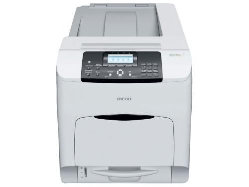 Лазерный цветной принтер Ricoh SP C440 DN, вид 2