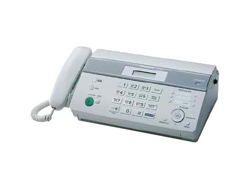 Факс Panasonic KX-FT982RUW белый, вид 1