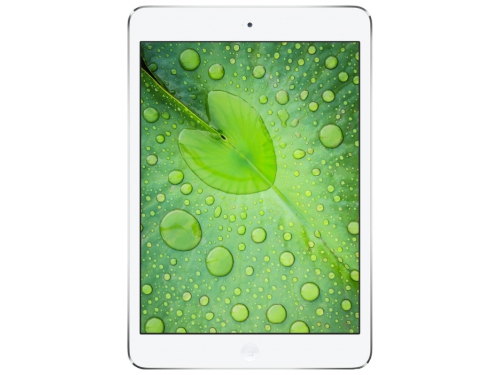 Планшет Apple iPad mini with Retina display 32Gb Wi-Fi + Cellular Silver, вид 7