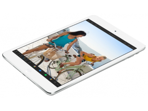 Планшет Apple iPad mini with Retina display 32Gb Wi-Fi + Cellular Silver, вид 1