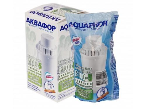 Фильтр для воды АКВАФОР В100-5, вид 1