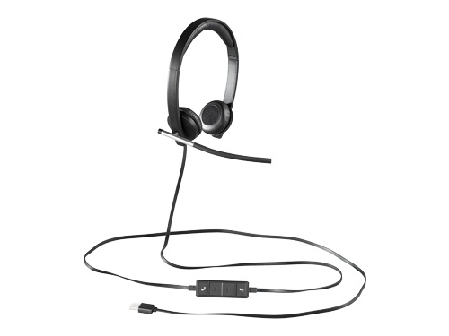 Гарнитура для ПК Logitech USB Headset Stereo H650e, вид 1