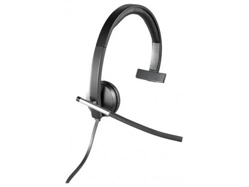 Гарнитура для ПК Logitech USB Headset Mono H650e, вид 1