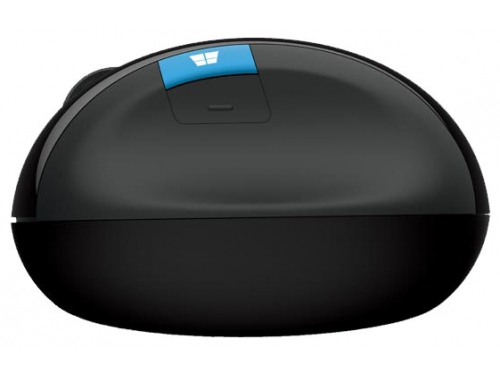 Мышка Microsoft Sculpt Ergonomic Mouse L6V-00005 Black USB, вид 3