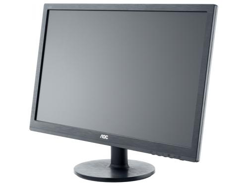 Монитор AOC e2460Sh Black, вид 2
