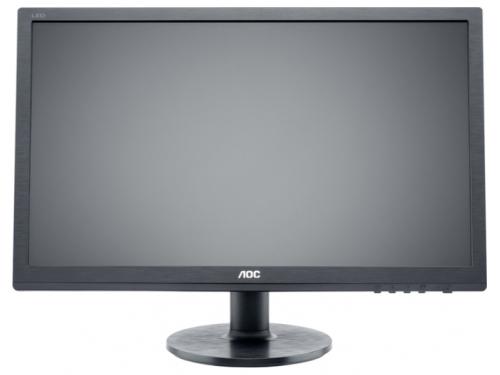 Монитор AOC e2460Sh Black, вид 1
