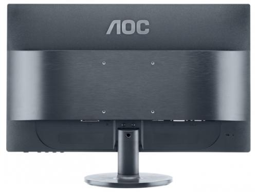 Монитор AOC e2460Sh Black, вид 3