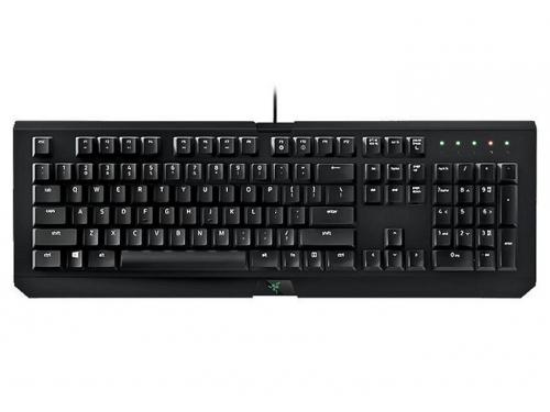 Клавиатура Razer BlackWidow X (механическая, Razer Green, USB), вид 2