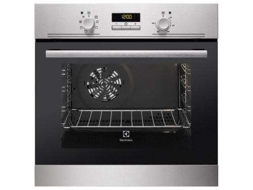 Духовой шкаф Electrolux OPEA4300X серебристый, вид 1