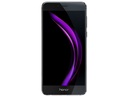 Смартфон Huawei Honor 8 32Gb RAM 4Gb, чёрный, вид 1
