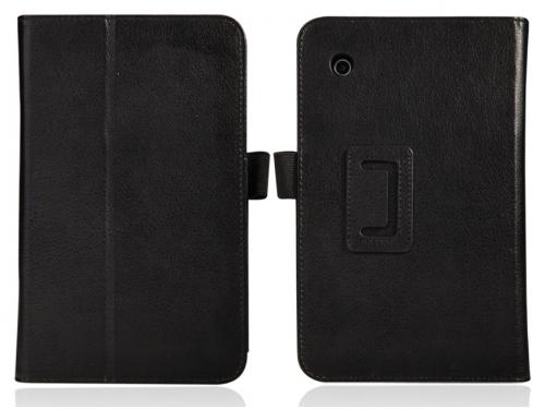 Чехол для планшета IT Baggage для планшета Lenovo IdeaTab A3300, искус.кожа, черный, вид 2
