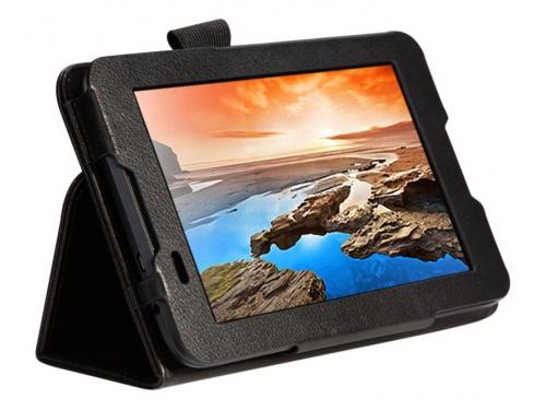 Чехол для планшета IT Baggage для планшета Lenovo IdeaTab A3300, искус.кожа, черный, вид 5