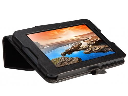 Чехол для планшета IT Baggage для планшета Lenovo IdeaTab A3300, искус.кожа, черный, вид 8