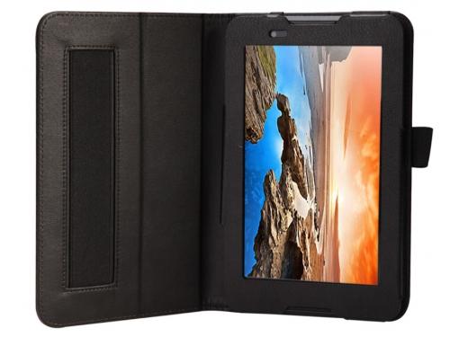 Чехол для планшета IT Baggage для планшета Lenovo IdeaTab A3300, искус.кожа, черный, вид 9