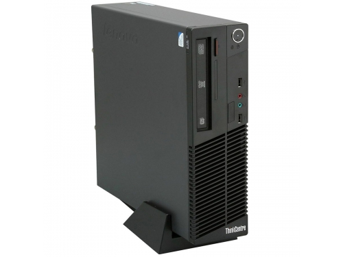 Фирменный компьютер Lenovo ThinkCentre M73e SFF (Core i3-4170 3700MHz/4.0Gb/500Gb/DVD-RW/Intel HD Graphics/Wi-Fi/Win 7 Pro), 10B4S37200, вид 1