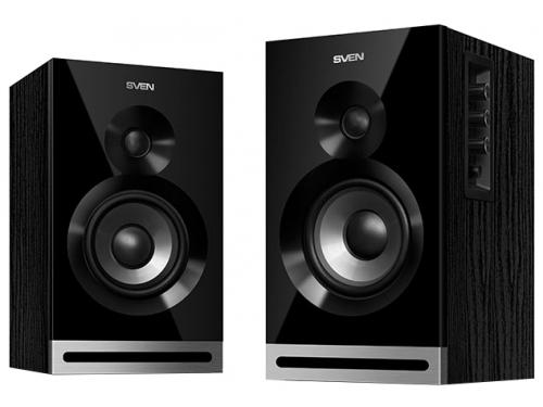 Компьютерная акустика Sven SPS-705 2x20W черный, вид 1