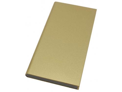 Аккумулятор универсальный KS-IS KS-279 10000mAh, золотистый, вид 1