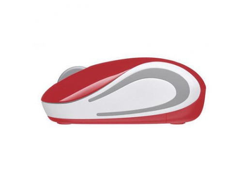 Мышка Logitech M187, красная, вид 7